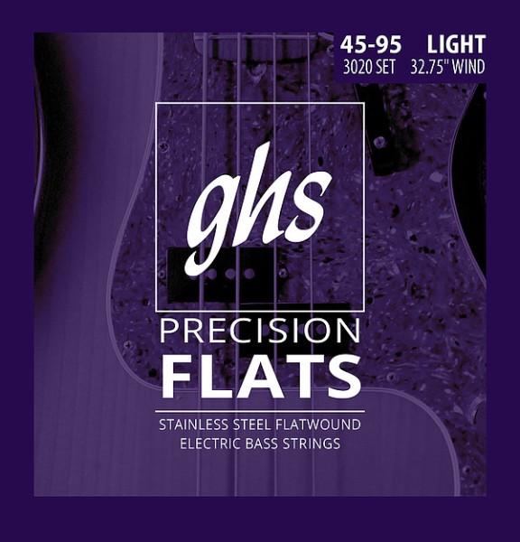 GHS - 3020  ShortScale Precision FW