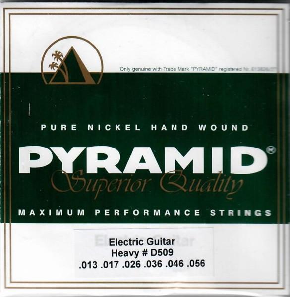 Pyramid - D509 HM Pure Nickel 13-56