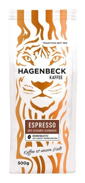 Espresso 500g ganze Bohnen