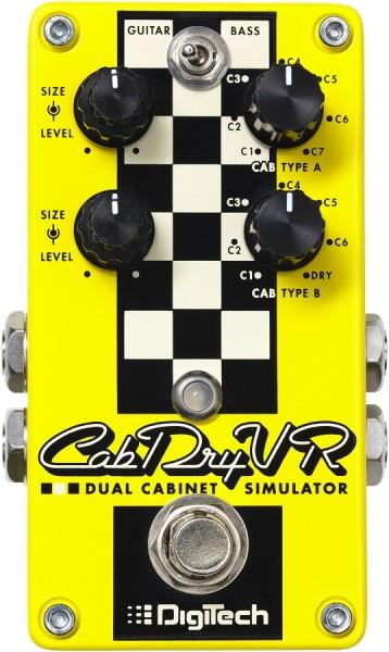 Digitech - CabDryVr Dual Cabinet Simul