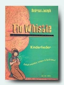 DIV - ED0226 Tin Whistle Kinder