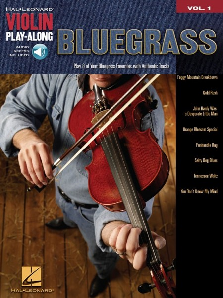 HAL LEONARD - HL00842152 Vol 1 Bluegrass