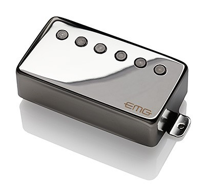 66 Humbucker chrome