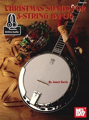 HAL LEONARD - MLB95444M ChristmasSongs Banjo