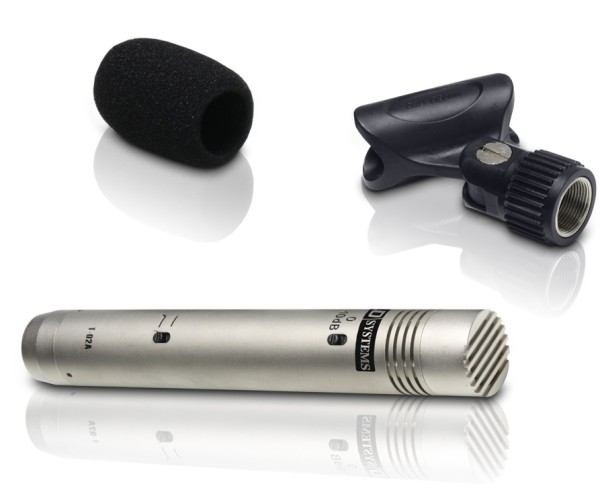 LDSystems - D1102 Kondensator Instrumenten