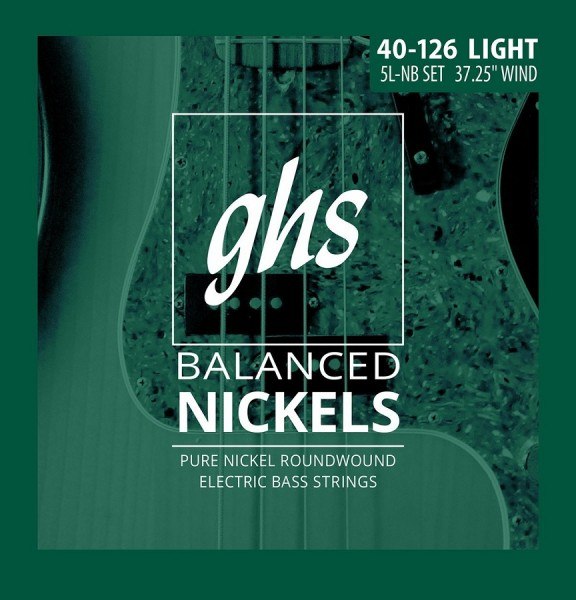 GHS - 5L-NB Balanced Nickels 40-126