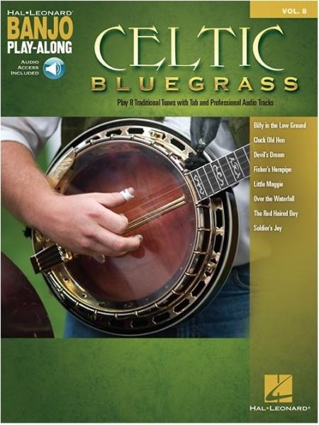 HL00160077 Celtic Bluegr Banjo
