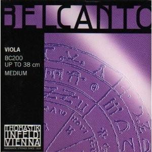 Thomastik - BC200 Belcanto Viola medium