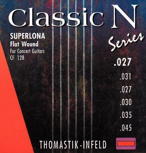 Thomastik - CF128 Superlona Flatwound