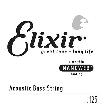 Elixir - 15825 Acoustic Bass 125