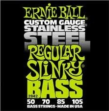 EB2842 Bass Stainless Steel