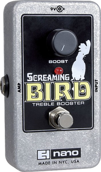 Electro Harmonix - Screaming Bird Treble Booster