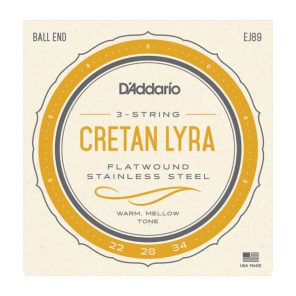 DAddario - EJ89 Cretan Lyra Kretische