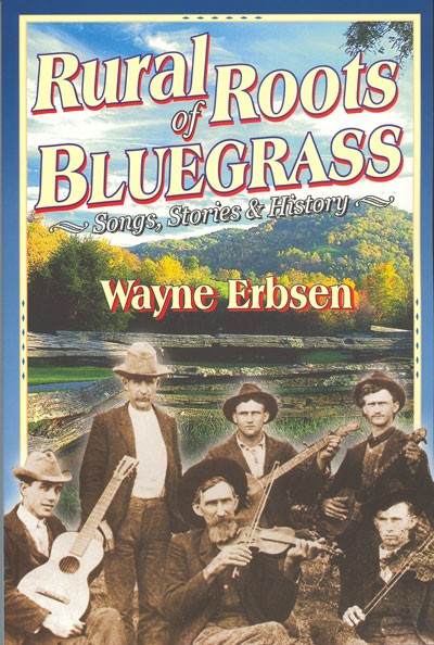 Mel Bay - NGB957 RuralRoots of Bluegrass
