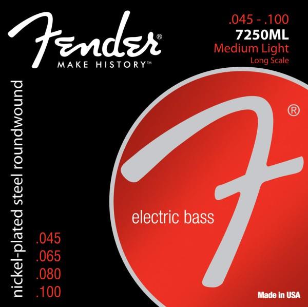Fender - 7250ML Super Bass
