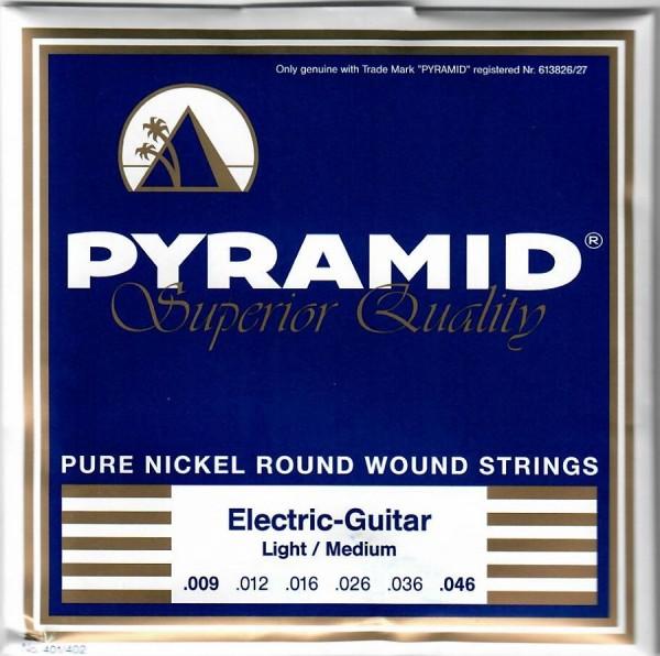 Pyramid - 401402 Pure Nickel 09-46