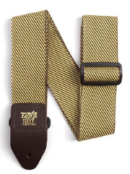Ernie Ball - EB4100 Gurt Vintage Tweed