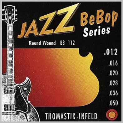 Thomastik - BB112 Jazz BeBop Roundwound