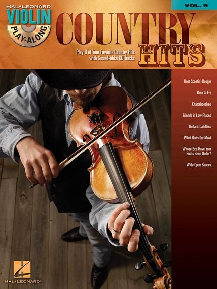 HAL LEONARD - HL00842231 Country Hits Violin