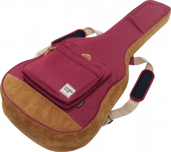 IAB541-WR Acoustic wine red