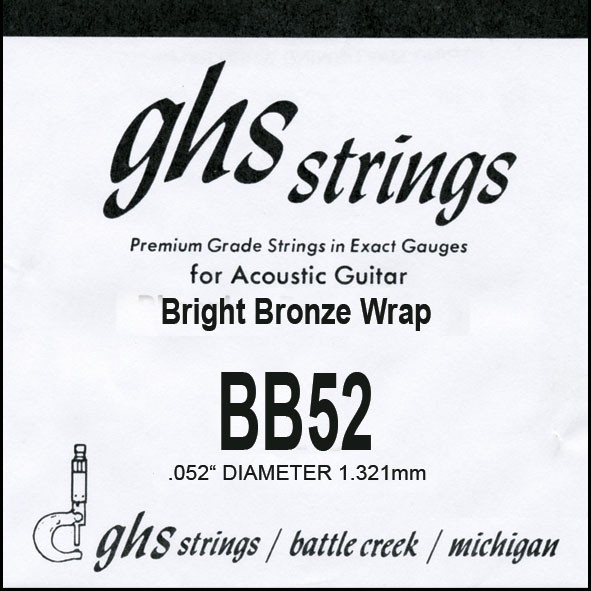 BB52 Bright Bronze 052 wound