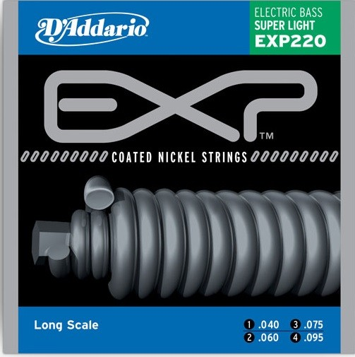 DAddario - EXP220 coated Nickel wound LS
