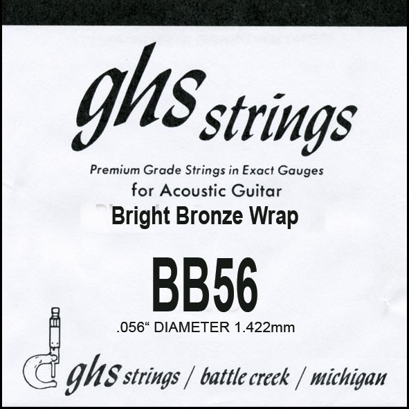 GHS - BB56 Bright Bronze 056 wound