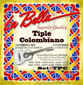 Tiple Columbiano TPC 12 string