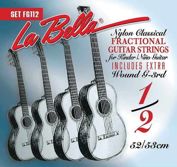 FG 112 1/2 Guitar 52cmMensur