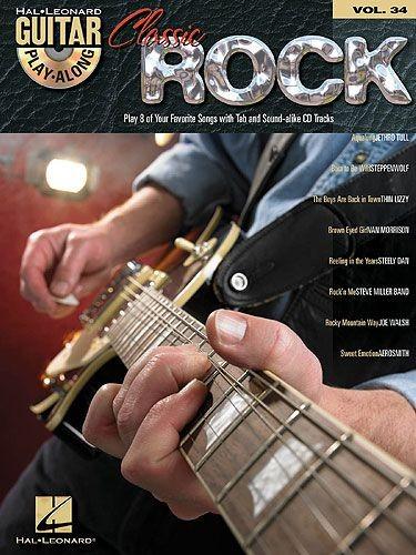 HAL LEONARD - HL00699658 Classic Rock