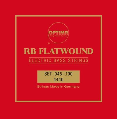 4440 RB Flatwound Pure Nickel