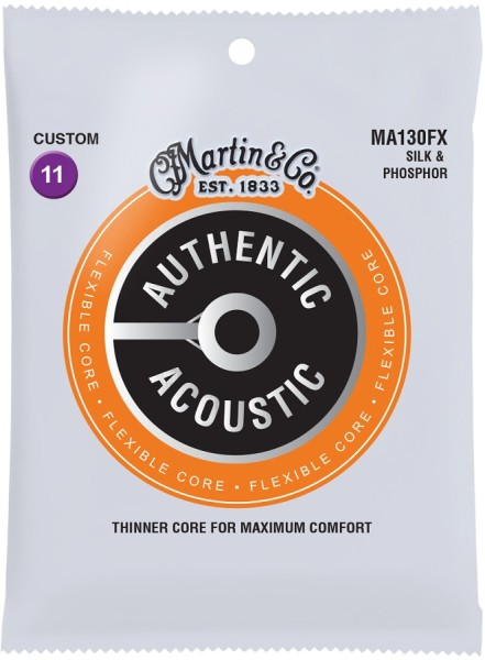 Martin - MA130FX Silk and Phosphor