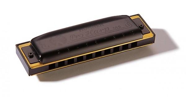 Hohner - M564036 Pro Harp D MS