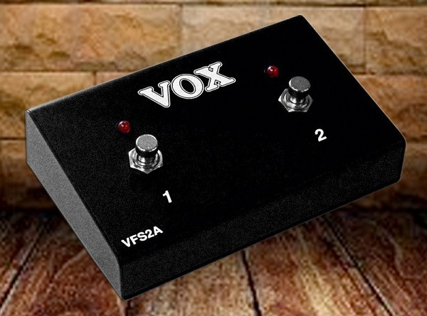 Vox - Fußschalter 2-Fach mit