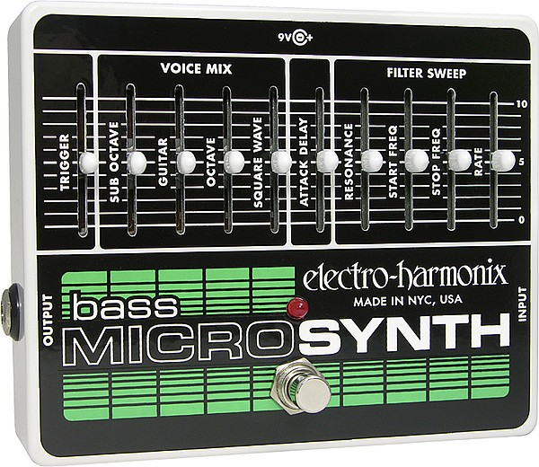 Electro Harmonix - Micro Bass Synthesizer