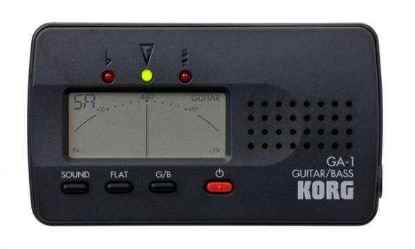 Korg - GA-1 Gitarrenstimmgerät