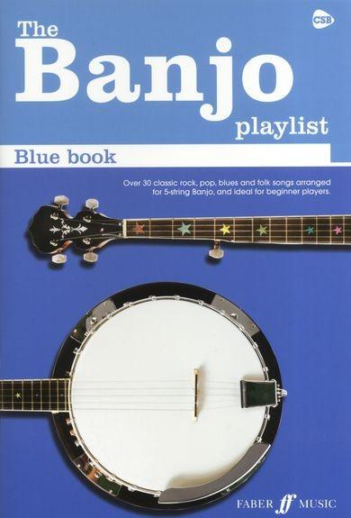 Faber Music - 057153726X The Banjo Playlist