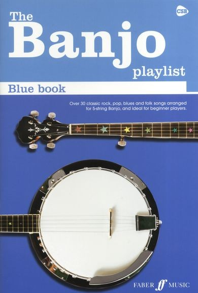 Faber Music - 057153726X The Banjo Playlist