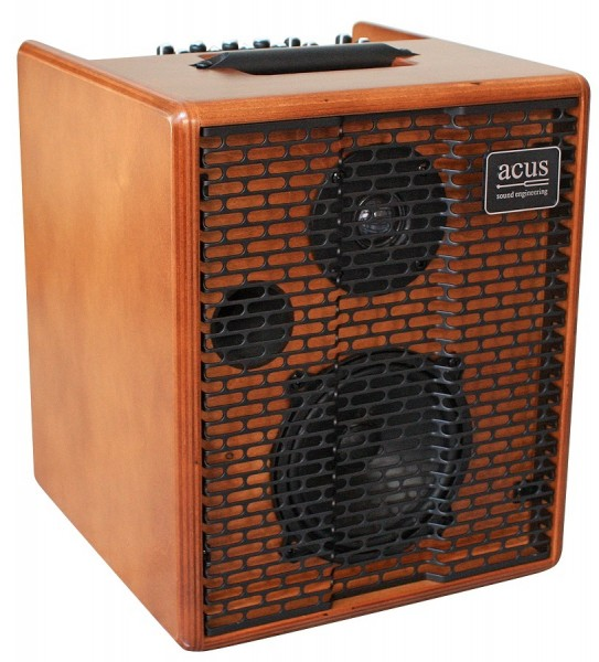 One 5TW 50 Watt DSP Hall Holz