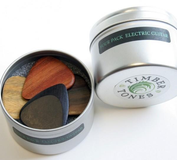 Timber Tones - EGT4 Electric Guitar Tin