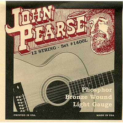 John Pearse - 1400L Ph.Bronze 12S