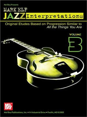 Mel Bay - MB20709 Mark Elf Jazz Interp.3