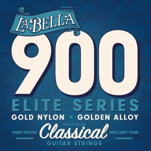 La Bella - 900 Golden Superior Classsic
