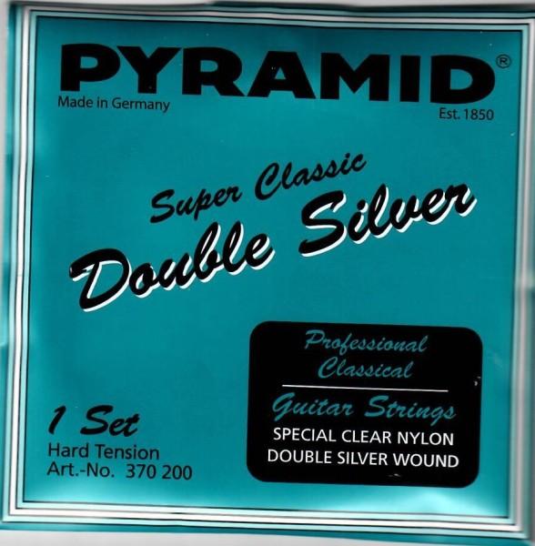 370200 Double Silver blau