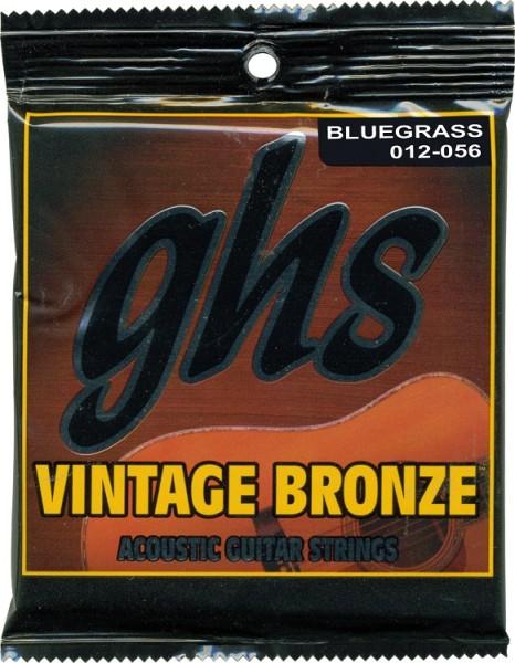 GHS - VN-B  Vintage Bronze Bluegrass