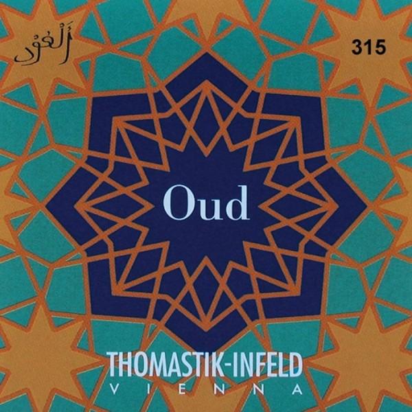 Thomastik - 315 Aoud Arabic Oud Satz