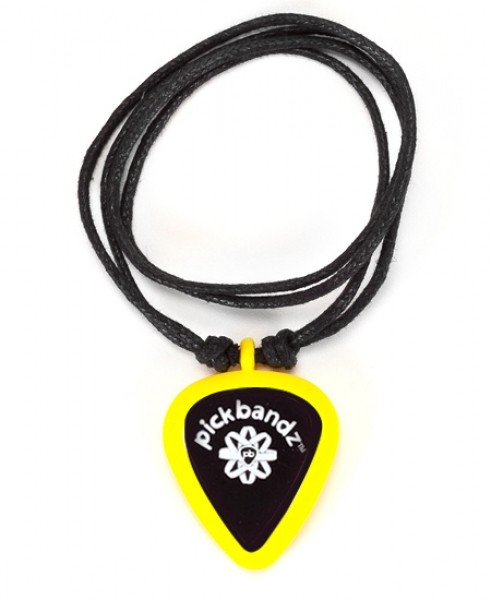 Pickbandz - Halsband Mellow Yellow