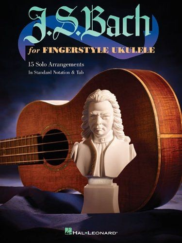 HAL LEONARD - HL00703516 Bach for Fingerstyl