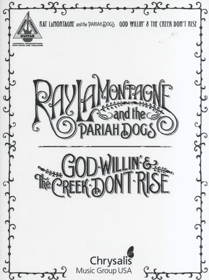 HL00691057 Ray Lamontagne and
