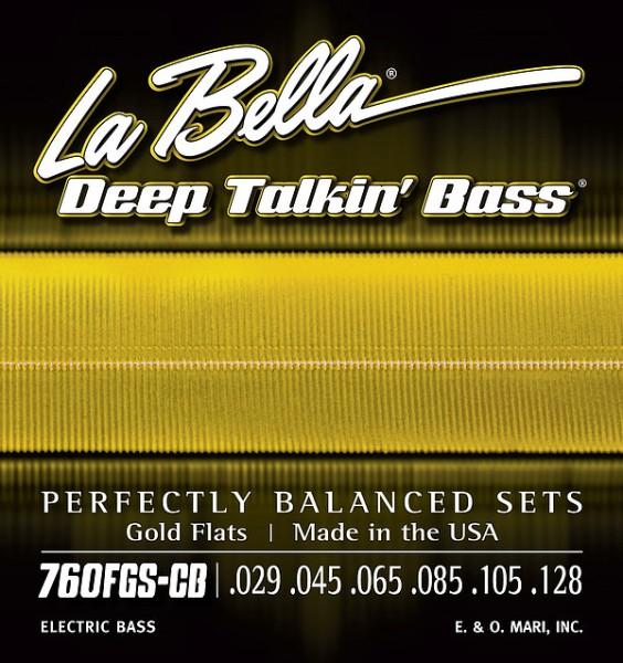 La Bella - 760FGS CB Gold FW 29-128 6S